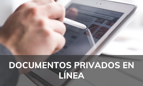 Documentos Privados